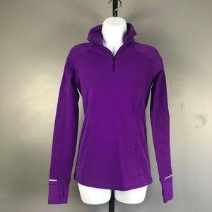 Lululemon Athletica - Purple 4 Turtle Knit Sweater